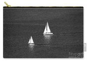 Sailboats 1 Carry-all Pouch