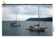 Sailboats In Bar Harbor Carry-all Pouch