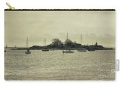 Sailboats In Gloucester Harbor Carry-all Pouch