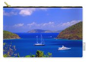 Sailboats In St. John's Carry-all Pouch