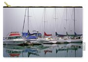Sailboats In The Fog Carry-all Pouch