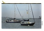Sailboats In The Inlet Carry-all Pouch