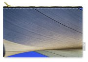 Sailcloth Abstract Times Two Carry-all Pouch