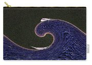 Sailin The Wave Carry-all Pouch