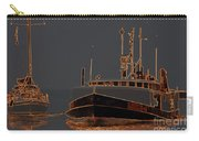 Sailing And Fishing 2 Carry-all Pouch