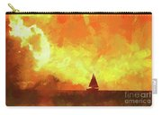 Sailing Away From The Sun Carry-all Pouch