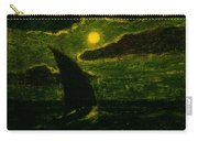 Sailing By Moonlight Carry-all Pouch