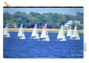 Sailing Charleston Harbor Carry-all Pouch