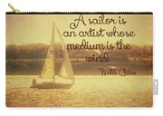 Sailing Chiles Carry-all Pouch