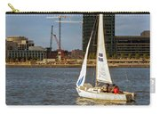 Sailing Downtown Carry-all Pouch