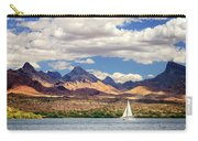 Sailing In Havasu Carry-all Pouch