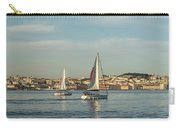 Sailing In Lisbon Portugal Carry-all Pouch