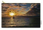Sailing Into The Sun Carry-all Pouch
