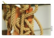 Sailing Knot Carry-all Pouch