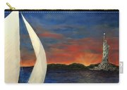 Sailing Liberty Carry-all Pouch