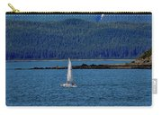 Sailing Lynn Canal Carry-all Pouch