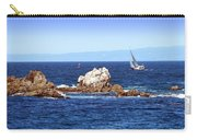 Sailing Monterey Bay Carry-all Pouch