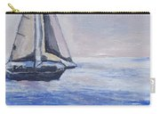 Sailing Off Cape May Point Carry-all Pouch
