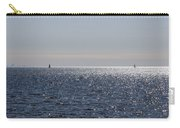 Sailing On Lake Pontchartrain Carry-all Pouch