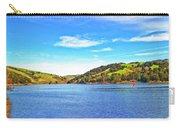 Sailing On San Pablo Dam Reservoir Carry-all Pouch