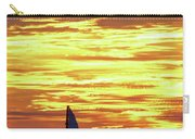 Sailing Past The Sunset Carry-all Pouch
