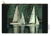 Sailing Reflections Carry-all Pouch