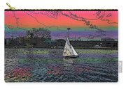 Sailing South Lake Union Carry-all Pouch