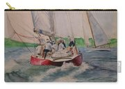 Sailing Teamwork Carry-all Pouch