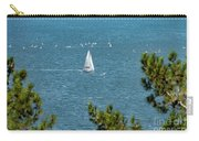 Sailing The Sea Of Marmara Carry-all Pouch