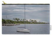 Sailing The Shoreline Carry-all Pouch