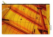 Sailing Through Gold Carry-all Pouch
