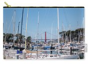 Sailing To The Golden Gate Carry-all Pouch