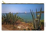 Sailing Waterfront Of Prvic Island View Carry-all Pouch