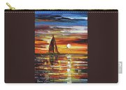 Sailing With The Sun Carry-all Pouch