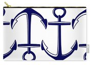 Sailors Anchor Carry-all Pouch
