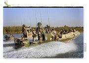 Sailors Racing Along The Euphrates Carry-all Pouch