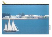 Sails In Bermuda Carry-all Pouch