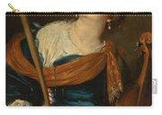 Saint Cecilia Carry-all Pouch