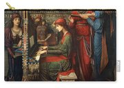 Saint Cecilia Carry-all Pouch