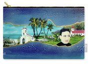 Saint Damien And Molokai #257 Carry-all Pouch