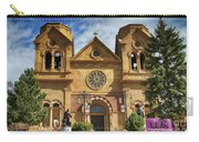 Saint Francis Cathedral Carry-all Pouch