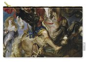 Saint George Battles The Dragon Carry-all Pouch