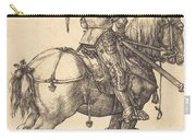 Saint George On Horseback Carry-all Pouch