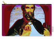 Saint Holding Medallion Carry-all Pouch