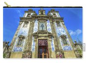 Saint Ildefonso Church Carry-all Pouch
