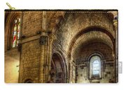 Saint Isidore - Romanesque Temple Transept Carry-all Pouch