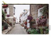 Saint Ives Street Scene, Cornwall Carry-all Pouch
