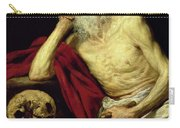 Saint Jerome Carry-all Pouch