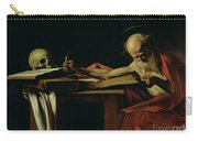 Saint Jerome Writing Carry-all Pouch