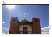 Saint Jeromes Chapel Taos Pueblo Carry-all Pouch